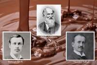 Philippe Suchard, Rodolph Lindt a Theodor Tobler